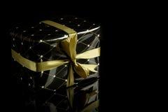 Elegant present box Stock Photos