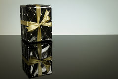 Elegant present box Stock Image