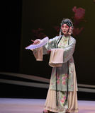 "Elegant Princess-Kunqu Opera ""the West Chamber"" Royalty Free Stock Image"