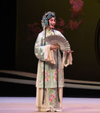 "Elegant Princess-Kunqu Opera ""the West Chamber"" Stock Image"