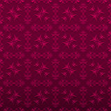 Elegant red floral background Royalty Free Stock Photography