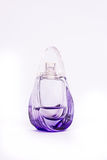 Elegant purple perfume Stock Photo