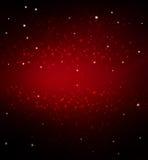 Elegant red festive background Stock Photography