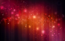 Elegant red festive background. With stars Royalty Free Stock Photos