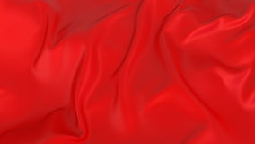 Elegant Red stain Royalty Free Stock Photography