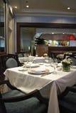 Elegant restaurant Stock Images