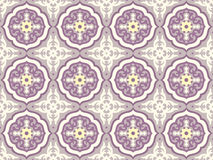 Elegant retro patterns Royalty Free Stock Image