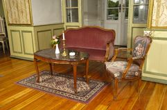 Elegant room Royalty Free Stock Images