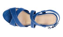 Elegant sandal Royalty Free Stock Photos