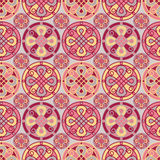 Elegant seamless ornate pattern Stock Images