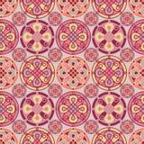 Elegant seamless ornate pattern Stock Images