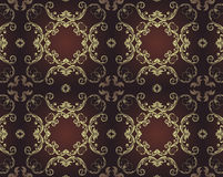 Elegant seamless pattern Stock Photo