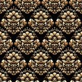 Elegant seamless pattern Stock Photos