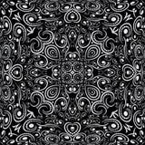 Elegant seamless pattern. Stock Image