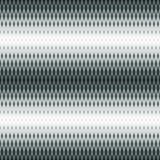 Elegant seamless pattern of rhombuses Royalty Free Stock Photos
