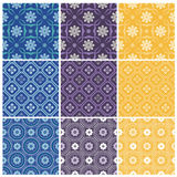 Elegant seamless patterns