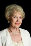 Elegant Senior Lady Royalty Free Stock Photo