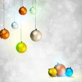 Elegant shiny Christmas background Royalty Free Stock Photo