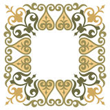 Elegant and simple ornamental frame Royalty Free Stock Photography