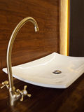 Elegant sink Royalty Free Stock Photo