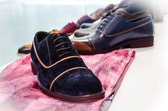 elegant sko Arkivfoton