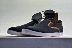 elegant skosport Royaltyfria Foton