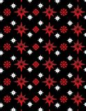 Elegant snowflakes Stock Photos