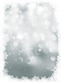 Elegant snowflakes winter background. EPS 8 Royalty Free Stock Photos