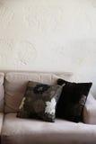 Elegant sofa Stock Image