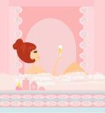 Elegant spa Royalty Free Stock Photos