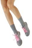Elegant sport legs Stock Photography