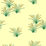 Elegant spring colors, nature insprired vector seamless pattern. stock illustration