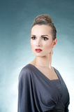 Elegant stylish Model Royalty Free Stock Photo