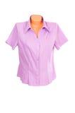 Elegant,stylish shirt on a white. Stock Image