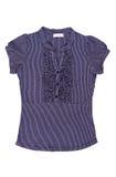 Elegant, stylish woman blouse Royalty Free Stock Photography