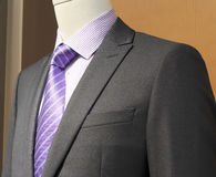 An elegant suit Stock Photos