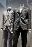 Elegant suit on the mannequin Stock Photo