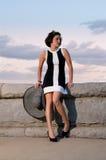 Elegant Summer Fashion Stock Images