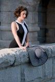 Elegant Summer Fashion Royalty Free Stock Images