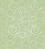 Elegant swirl seamless composition Royalty Free Stock Photos