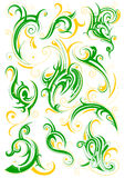 Elegant swirls Royalty Free Stock Photo