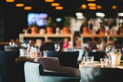 Elegant tabellinställning för eftermiddagkaffe eller te Royaltyfria Bilder