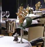 Elegant table setup Stock Image
