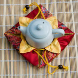 Elegant teapot Royalty Free Stock Photos