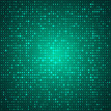 Elegant technical abstract background. green Royalty Free Stock Photography