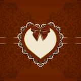 Elegant  template for luxury invitation, card Stock Photos