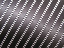 Elegant ties, fragment, macro Royalty Free Stock Photos