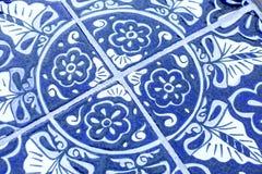 Elegant traditional tile Stock Image