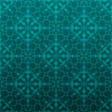 Elegant turquois floral background Royalty Free Stock Photos