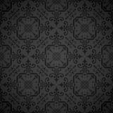 elegant utsmyckad seamless wallpaper för bakgrund Arkivfoton